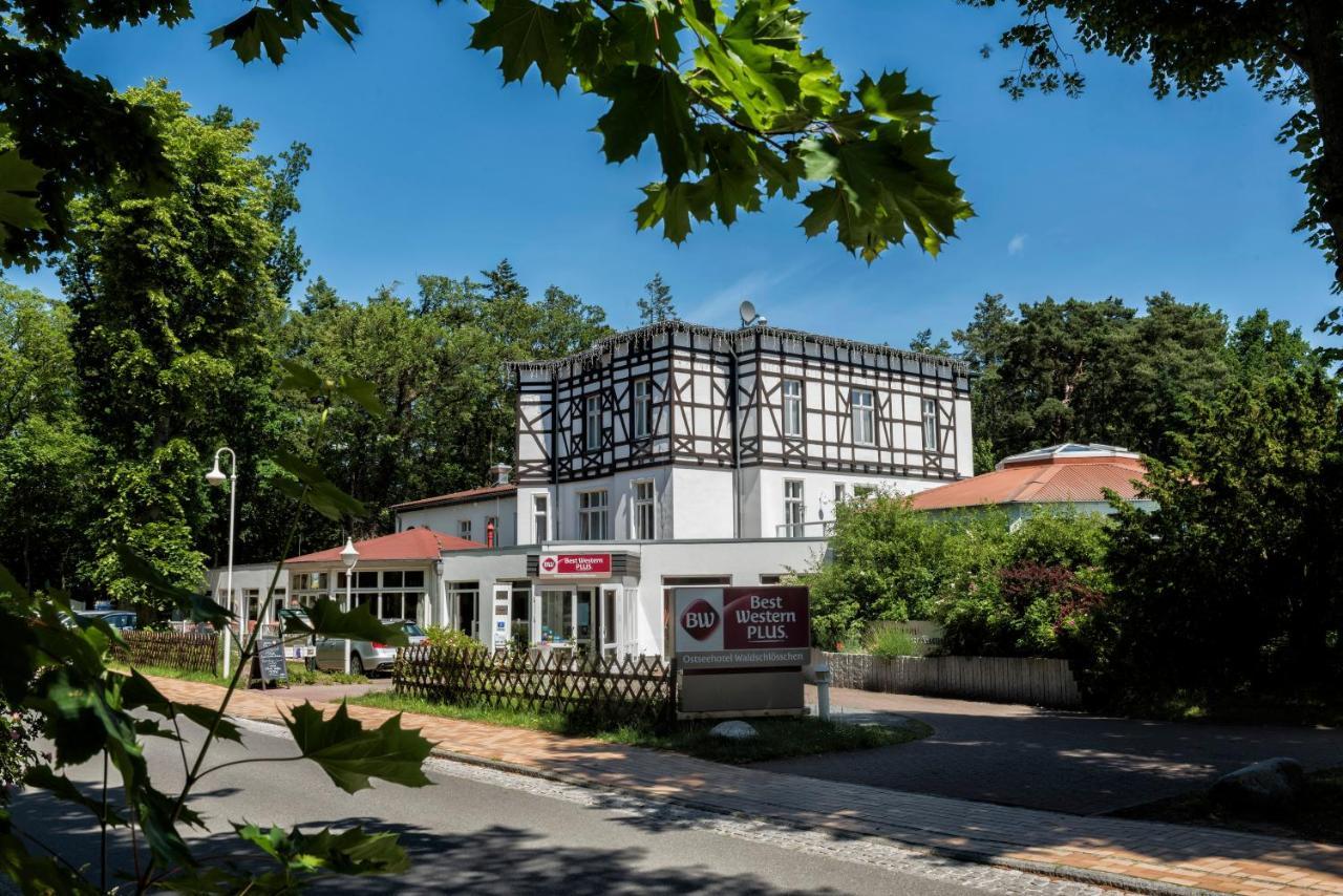 Отель  Best Western Plus Ostseehotel Waldschloesschen