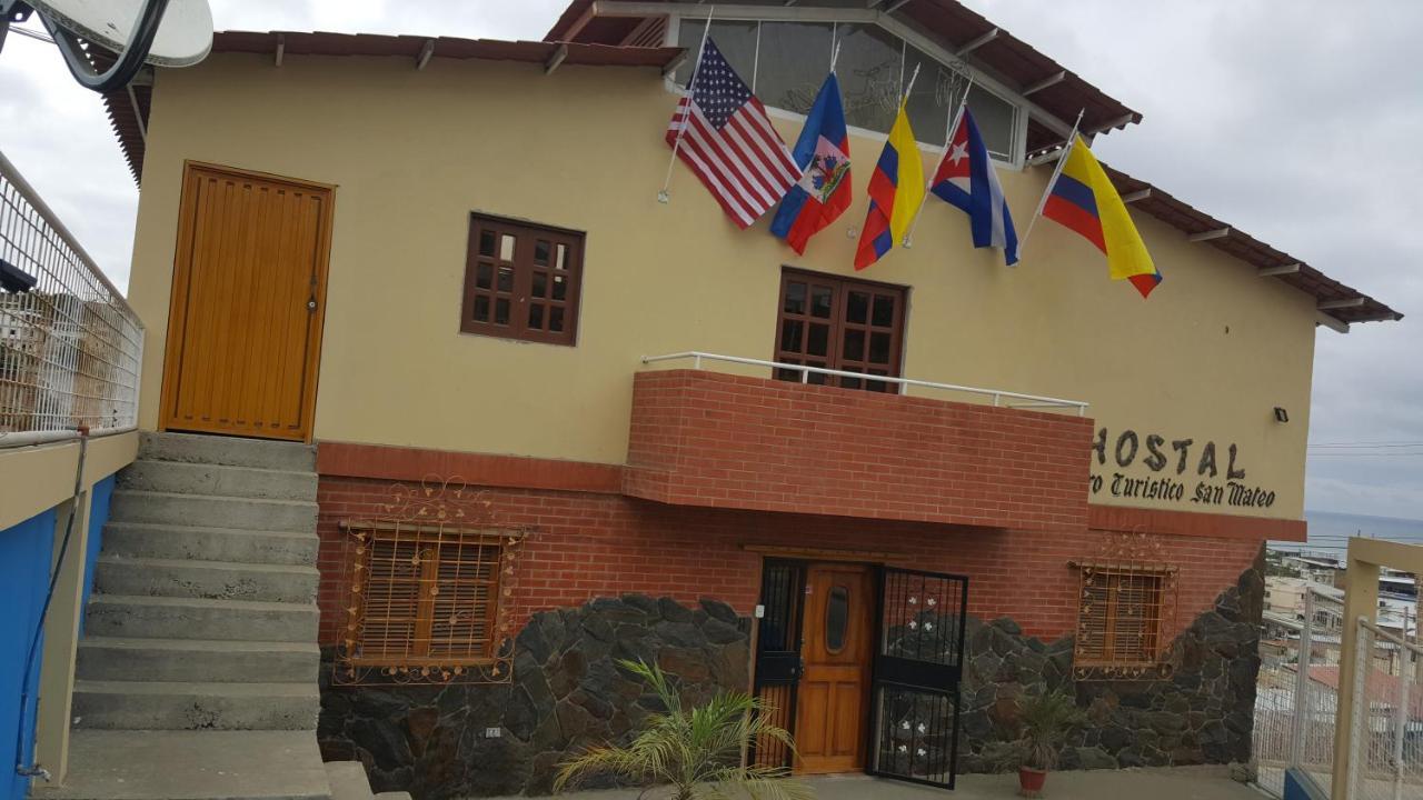 Гостевой дом Hostal Centro Turístico San Mateo