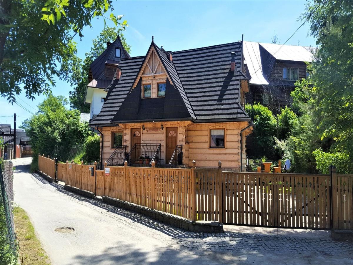 Дома для отпуска  TatryTop Domek Miód Malina