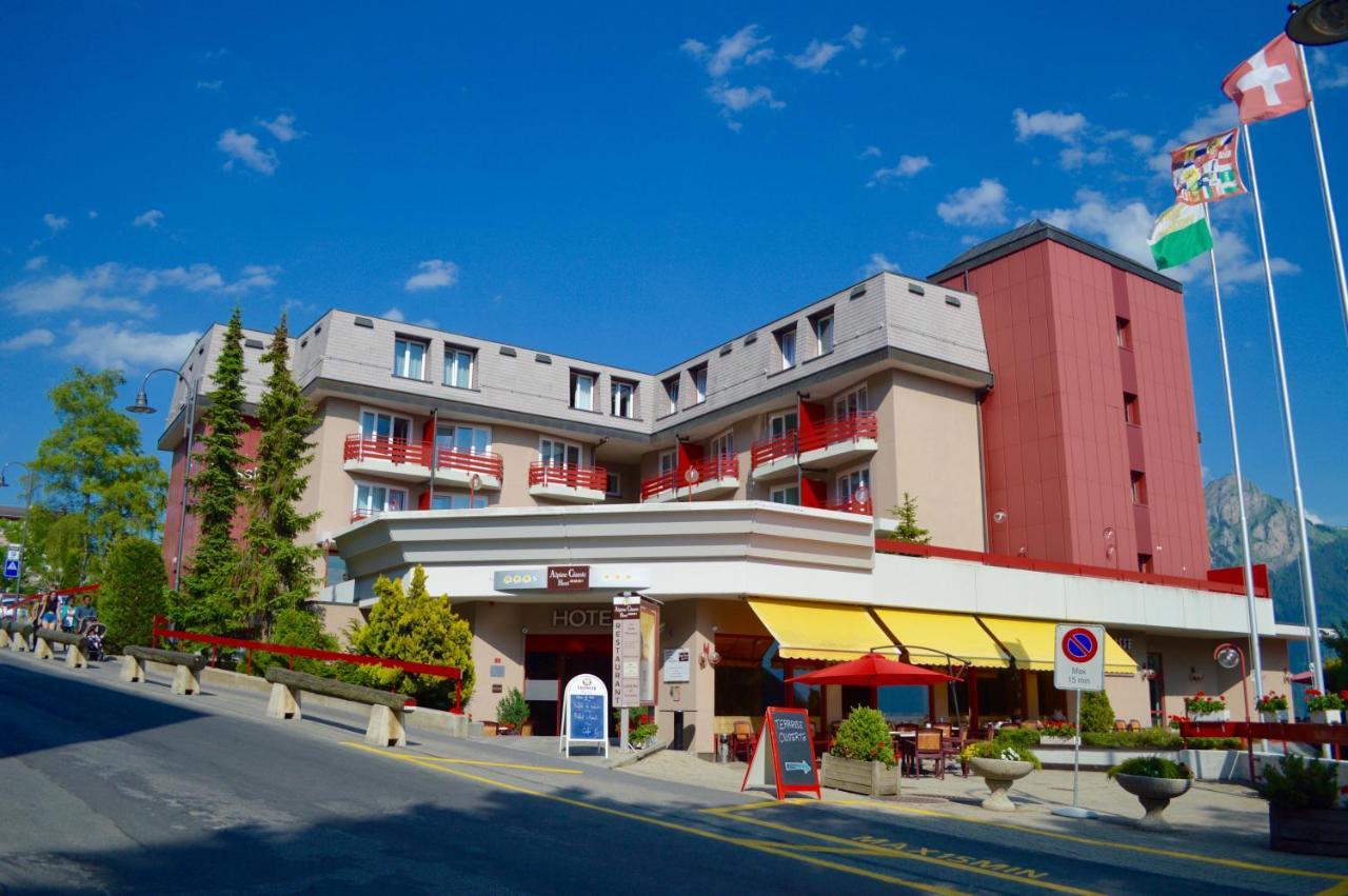 Отель  Alpine Classic Hotel  - отзывы Booking