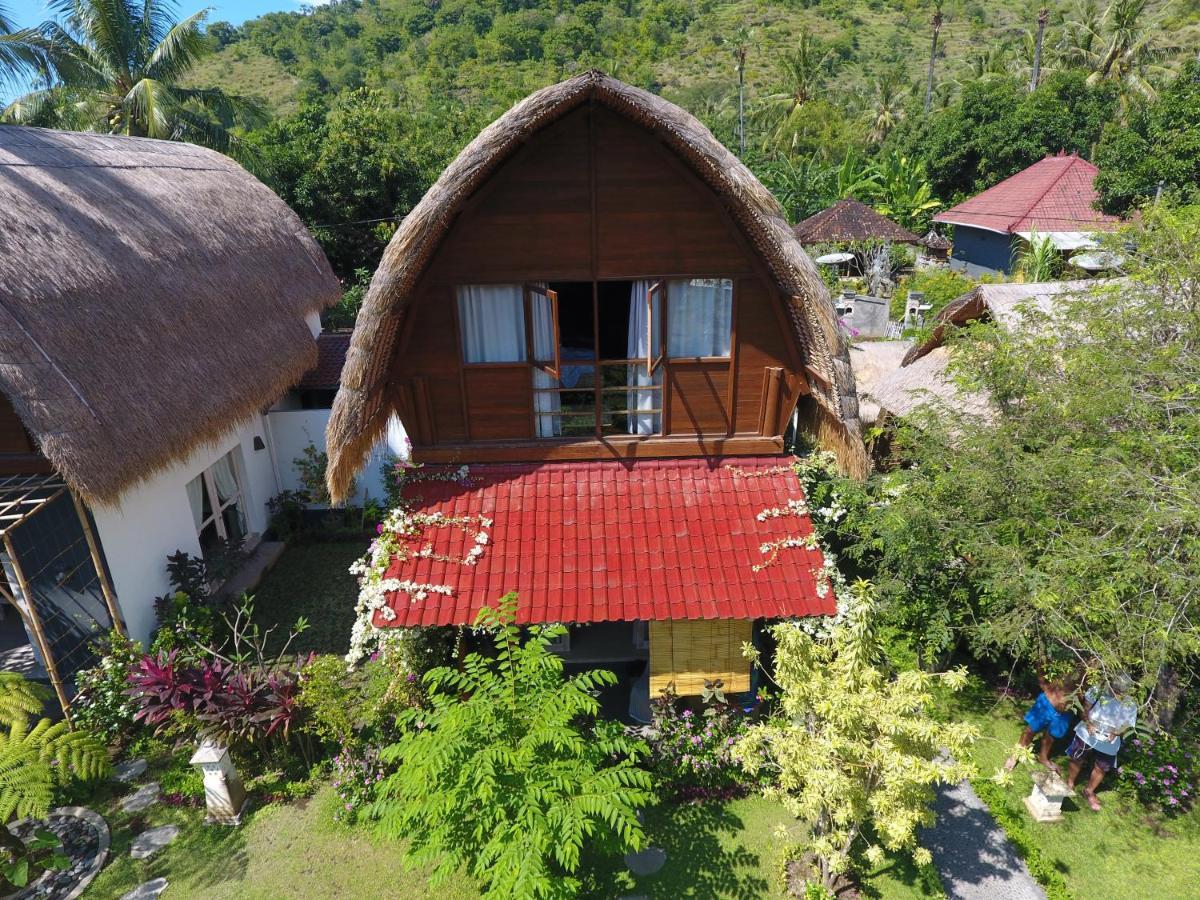 Фото Комплекс для отдыха Aura Villa & Spa Amed Bali