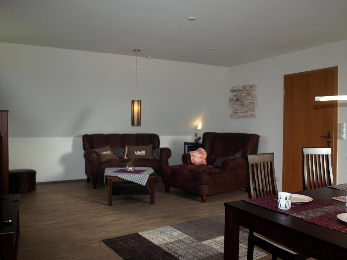 Апартаменты/квартира  Wohnung Meer OG