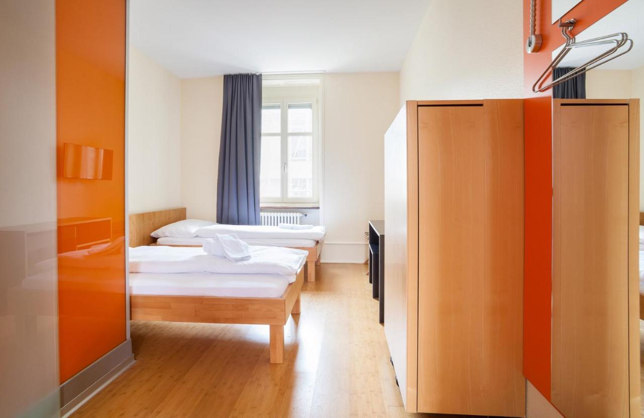 Отель  easyHotel Basel City  - отзывы Booking