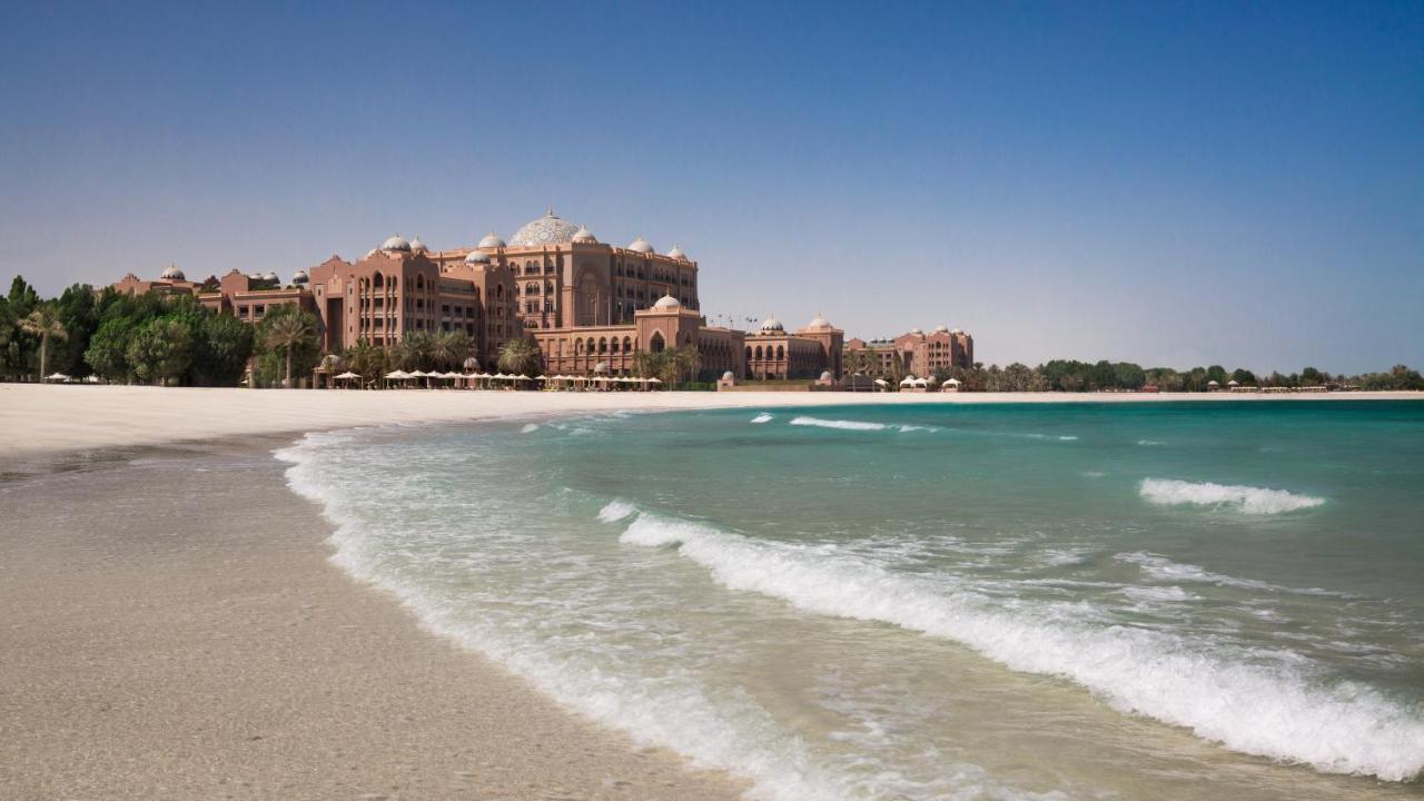 Курортный отель  Курортный отель  Emirates Palace, Abu Dhabi