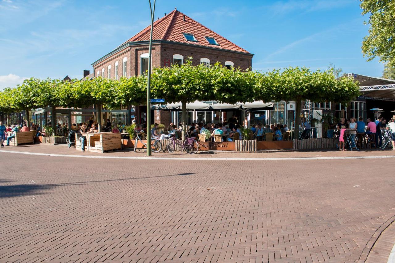 Grand Café Goejje voorheen Oranje Hotel