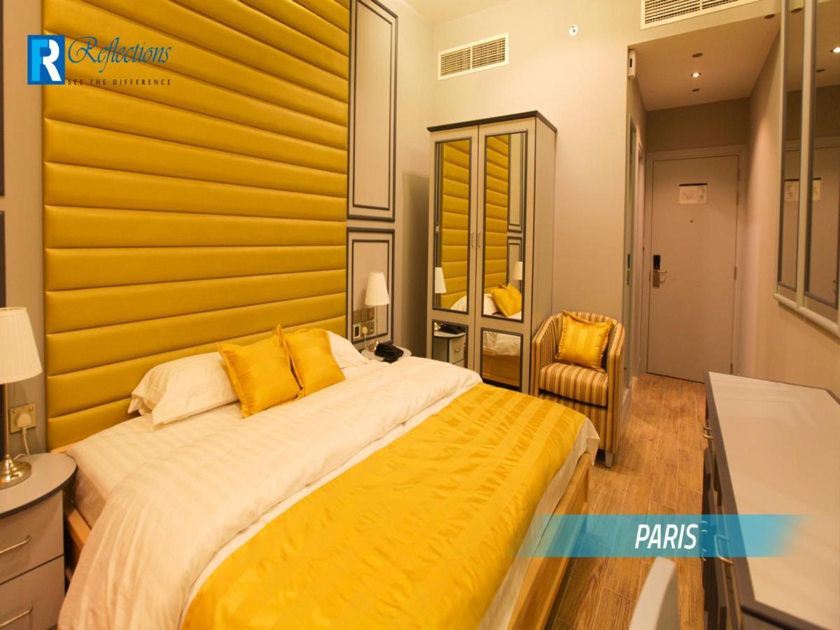 Рефлектион отель дубай как собрать диван дубай люкс