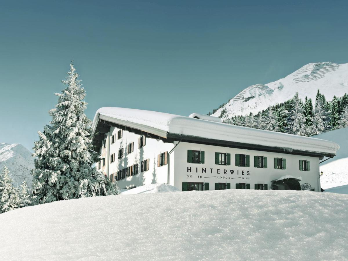Hinterwies – Ski In / Lodge / Dine im Winter
