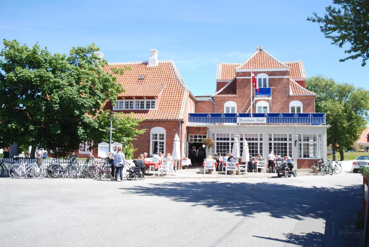 Отель Brøndums Hotel - отзывы Booking