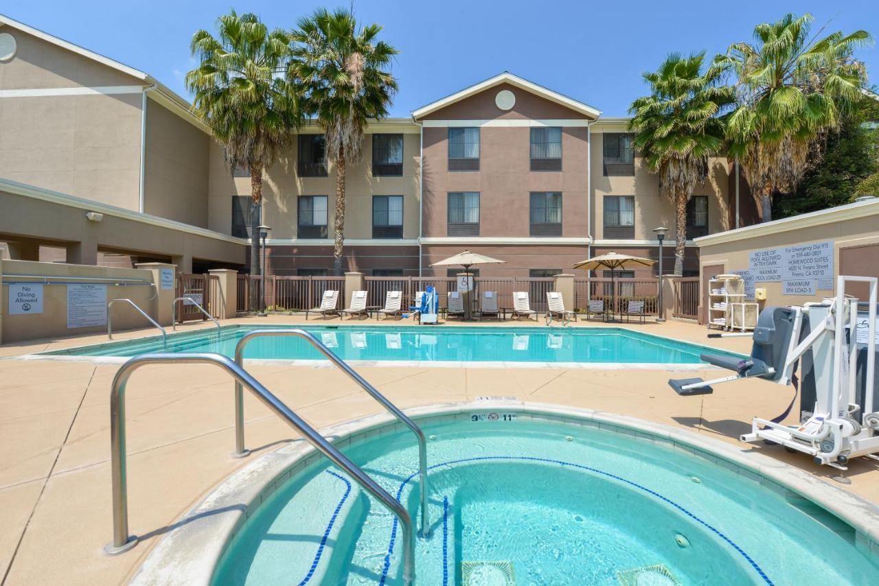 Отель  Отель  Homewood Suites By Hilton Fresno