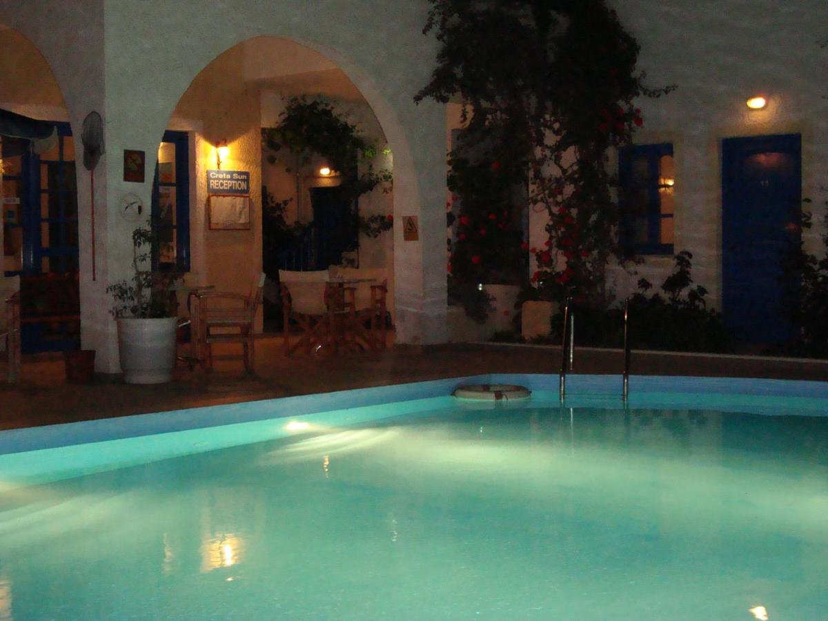 Апарт-отель  Creta Sun Hotel Studios  - отзывы Booking