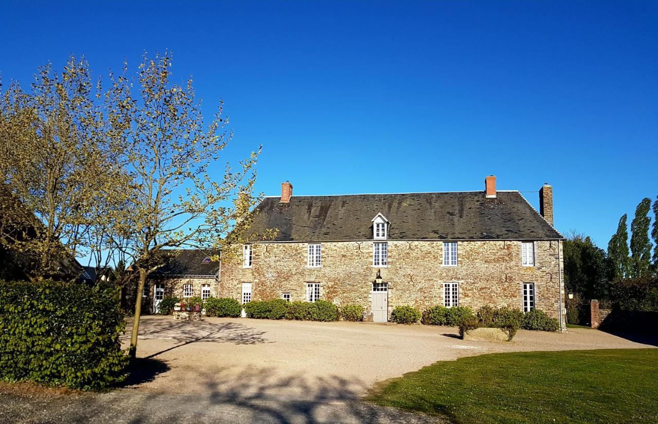 Гостевой дом  Le Manoir De Herouville