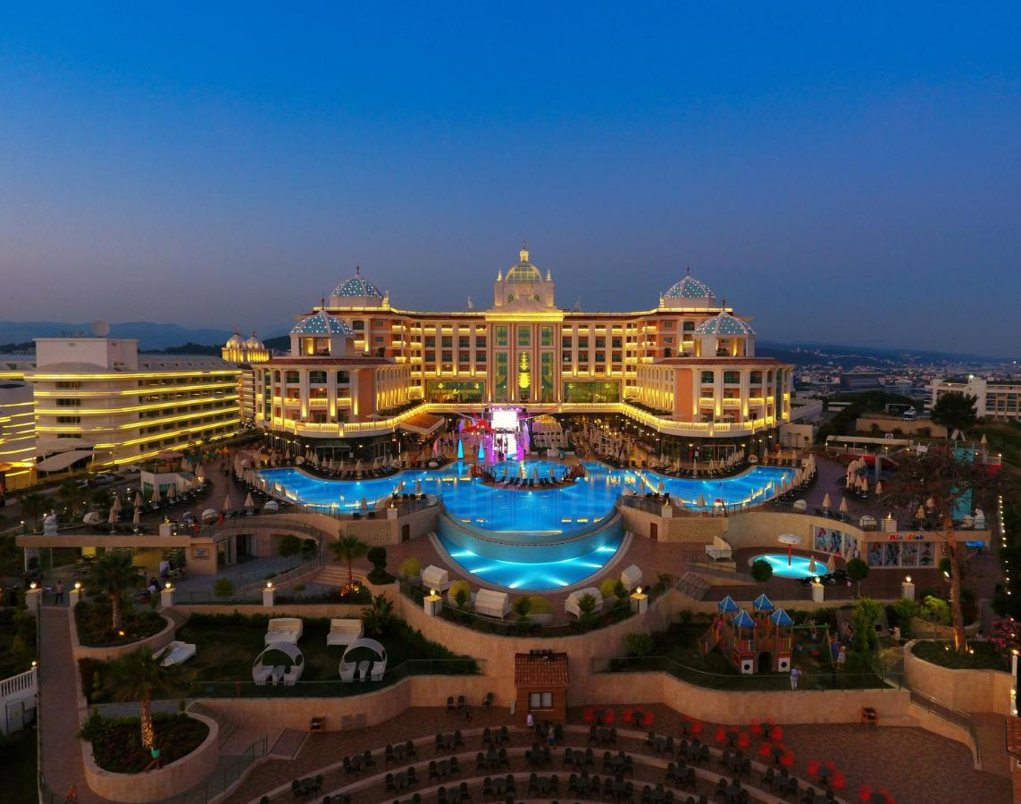 Litore Resort Hotel & Spa - All Inclusive з висоти пташиного польоту