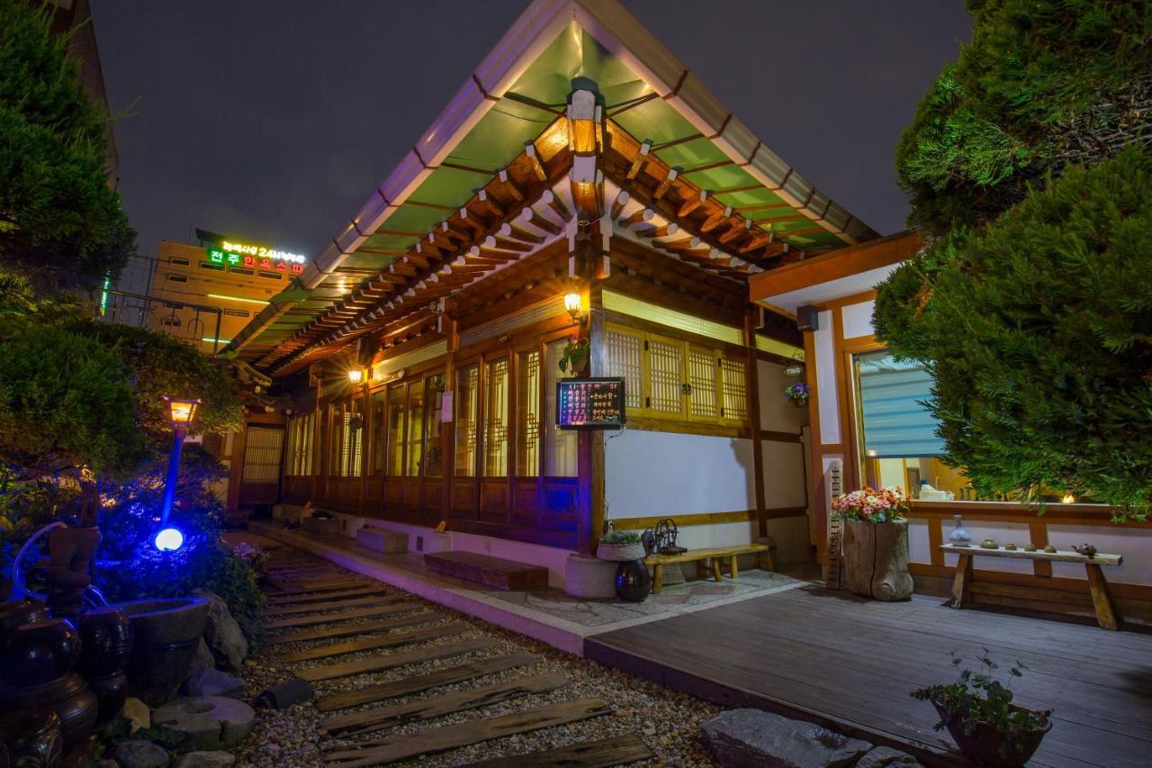 Гостевой дом Ddlanche Hanok Stay Guesthouse