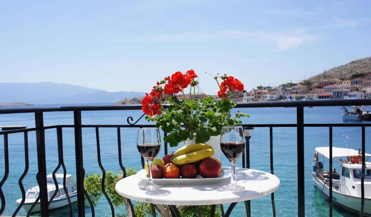 Виллы  Aegean View Villas