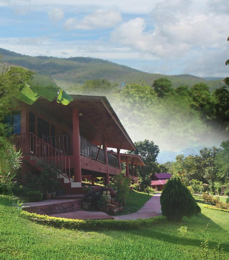Лодж  Ban Rai Tin Thai Ngarm Eco Lodge