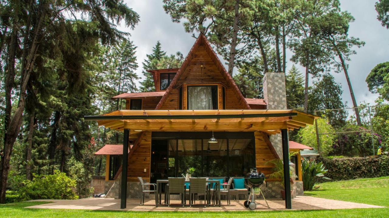 Дом для отпуска  Cozy Cabine Near Avandaro