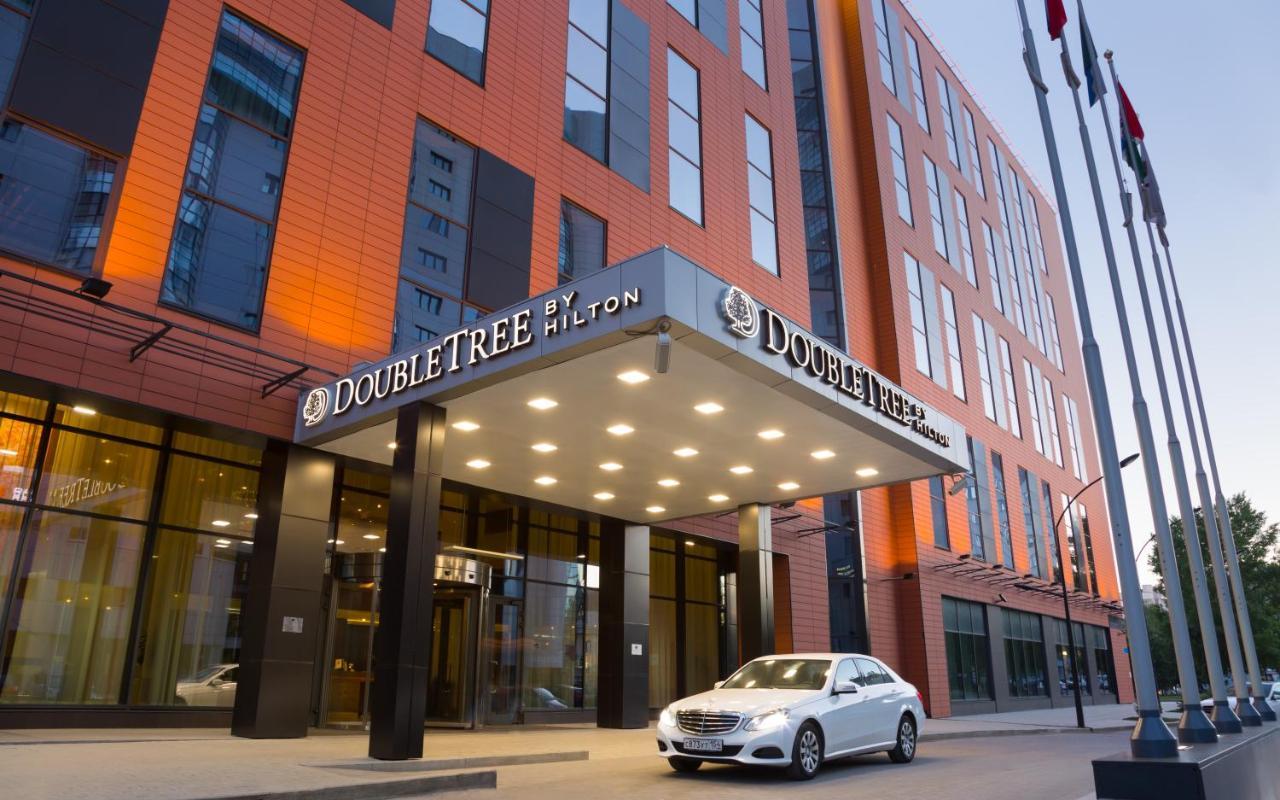 Фото  Отель  Doubletree By Hilton Новосибирск