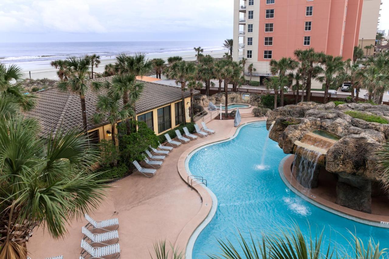 Отель  Hampton Inn Oceanfront Jacksonville Beach  - отзывы Booking