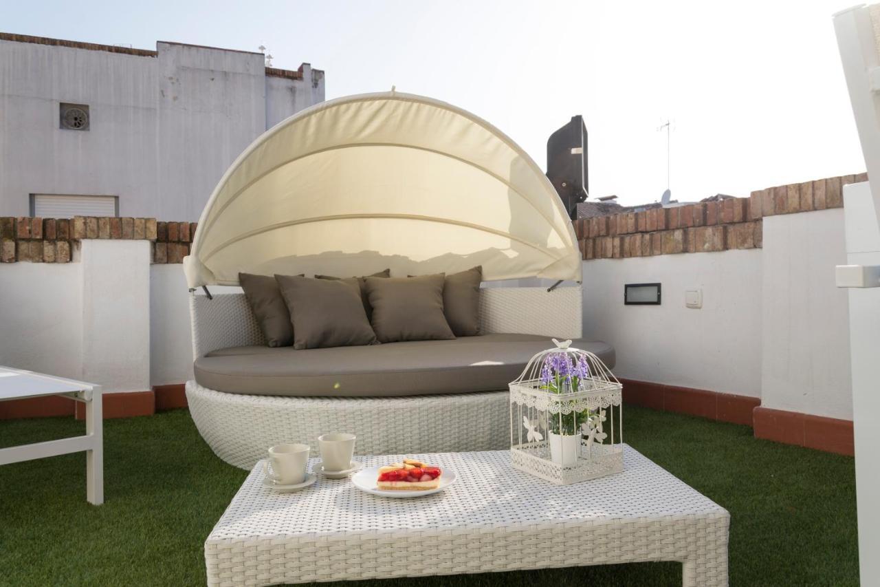Апартаменты/квартира  Living4malaga Atico Cervantes