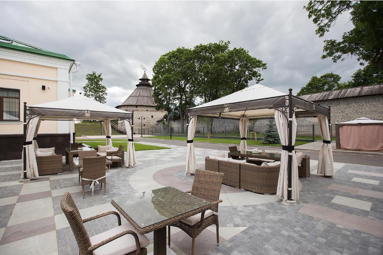 Отель  Hotel Pokrovsky  - отзывы Booking