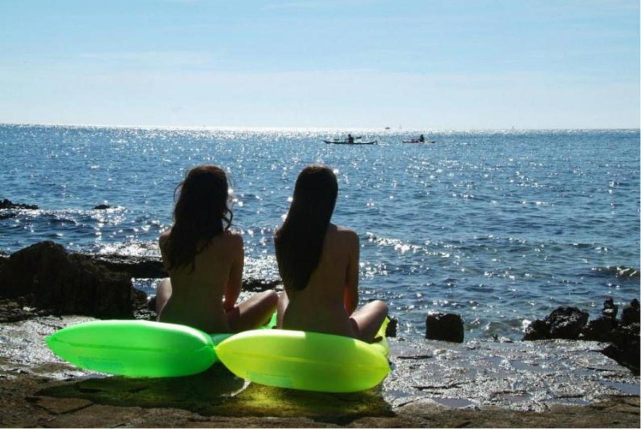 Beach Nude Group Shower - Easyatent FKK Safari Tent Koversada, Vrsar – Updated 2021 Prices