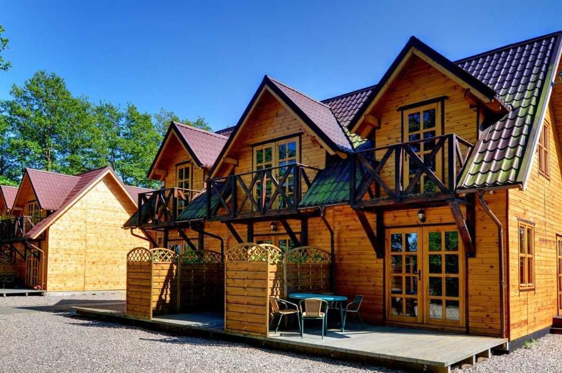 Лодж  ANDILAND Komfortowe domki drewniane  - отзывы Booking