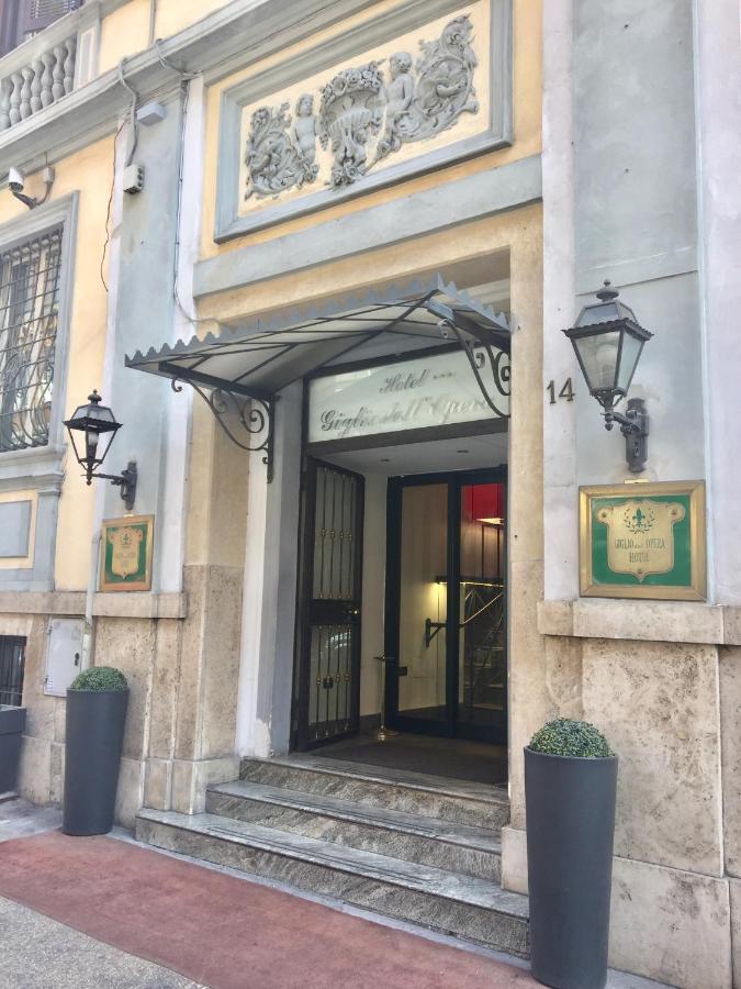 Отель  Hotel Giglio Dell'Opera