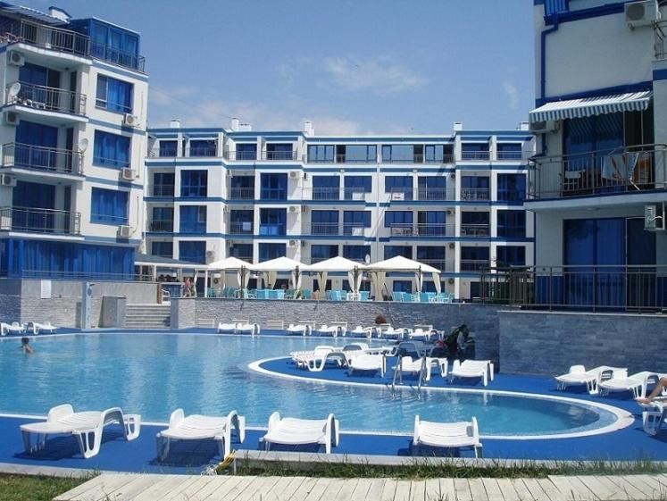Апартаменты/квартира  Private apartment in Apartcomplex Blue Bay Palace  - отзывы Booking