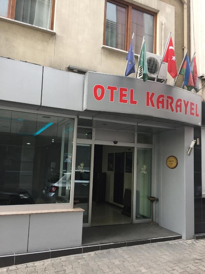 Отель  Karayel Hotel