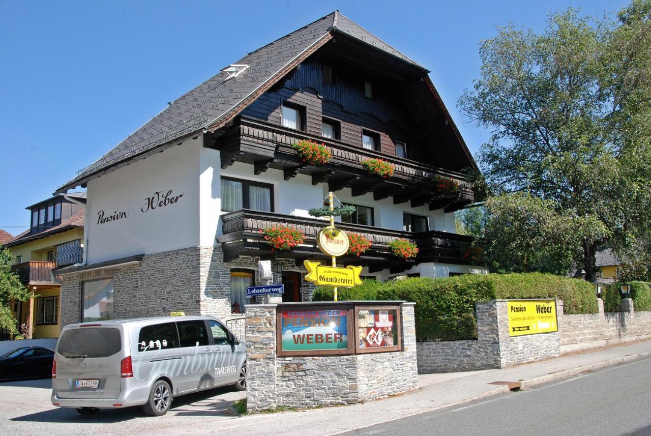 Гостевой дом  Pension Weber