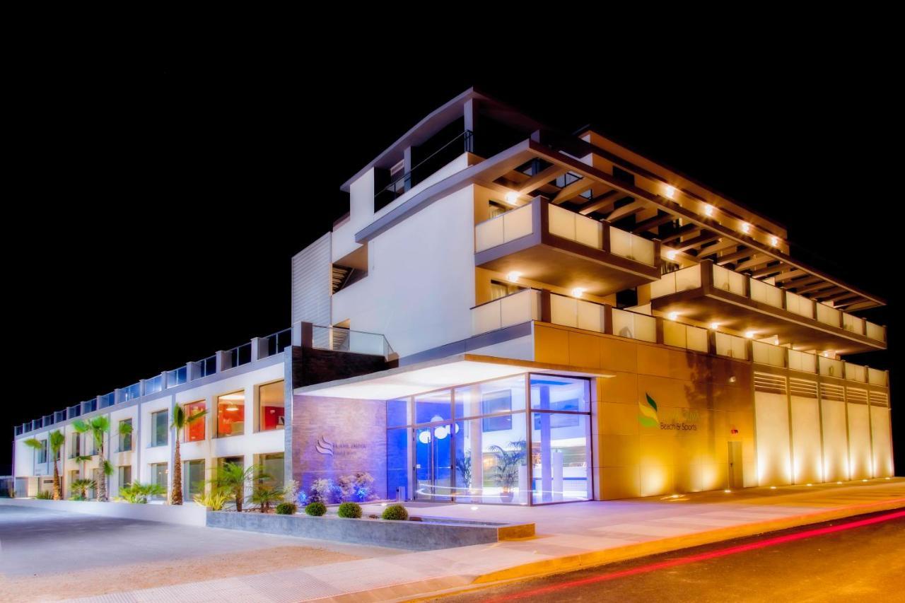 Апарт-отель  ApartHotel Playa Oliva  - отзывы Booking