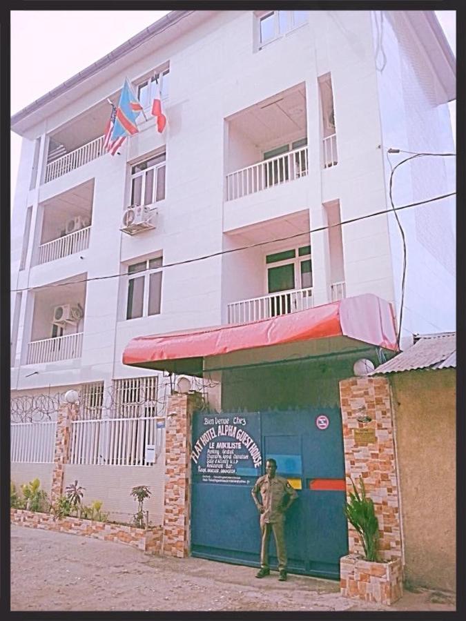 Отель  Отель  Flat Alpha