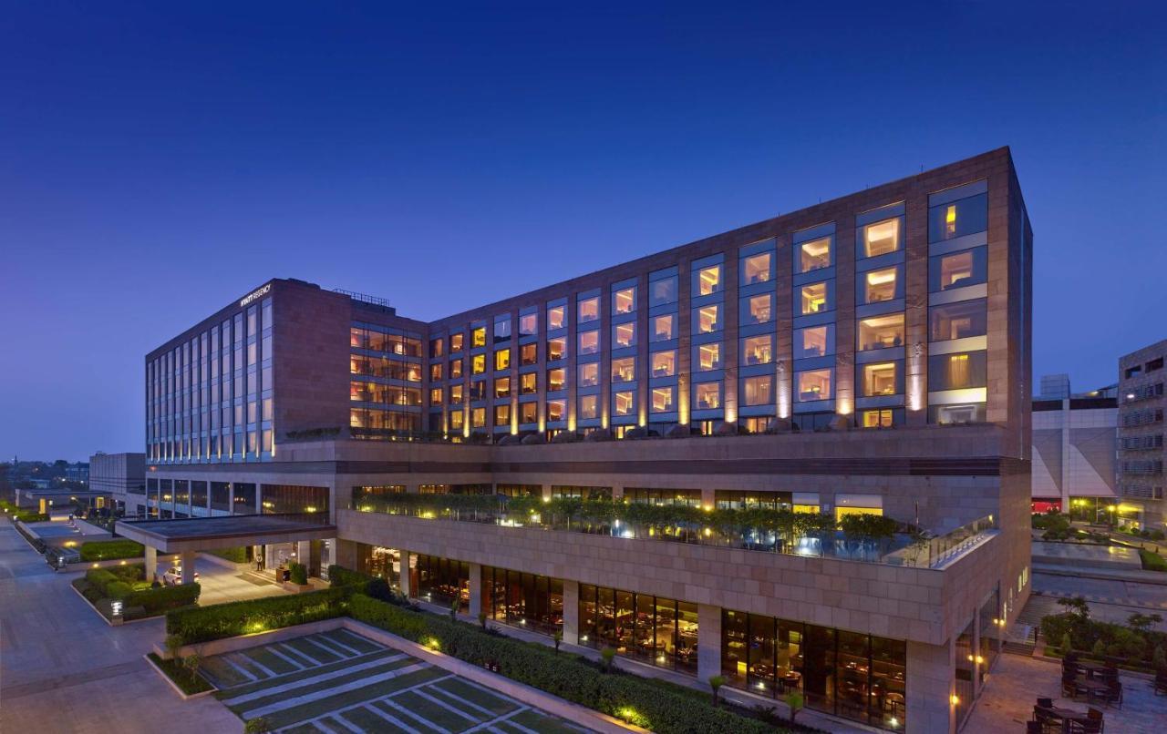 Отель  Hyatt Regency Chandigarh  - отзывы Booking
