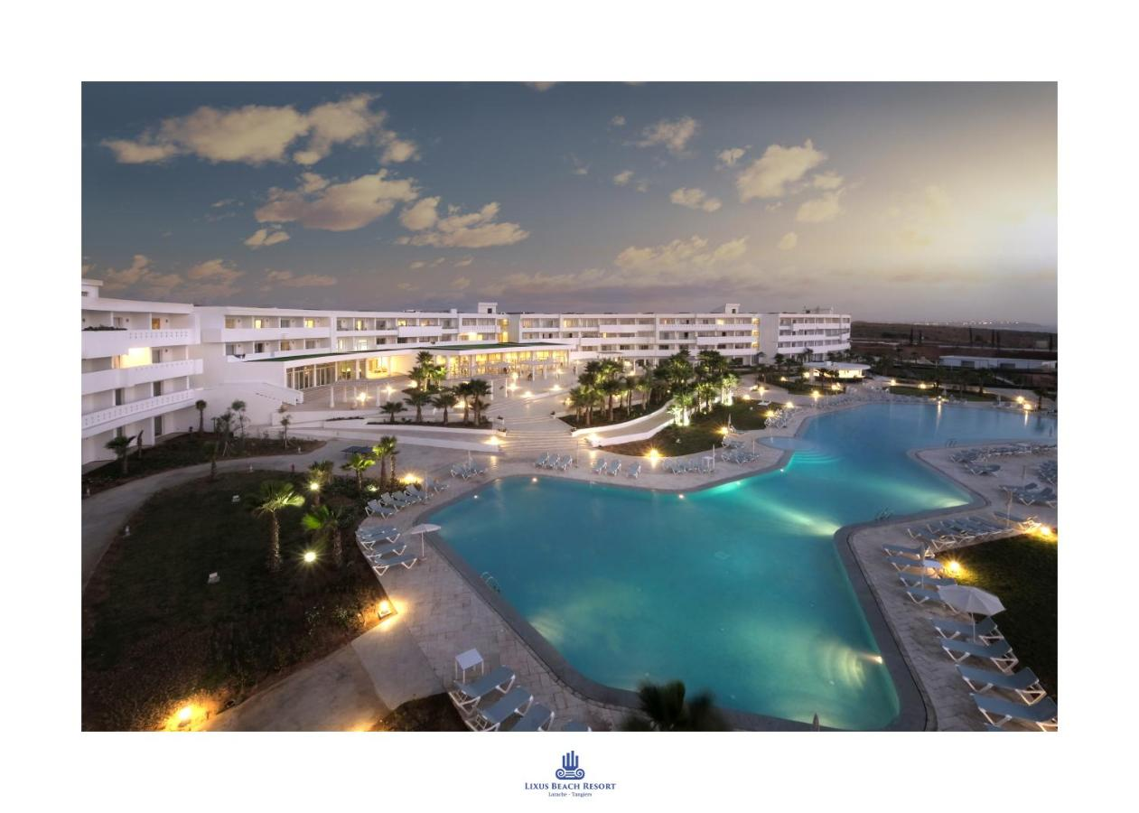 Отель  Lixus Beach Resort  - отзывы Booking