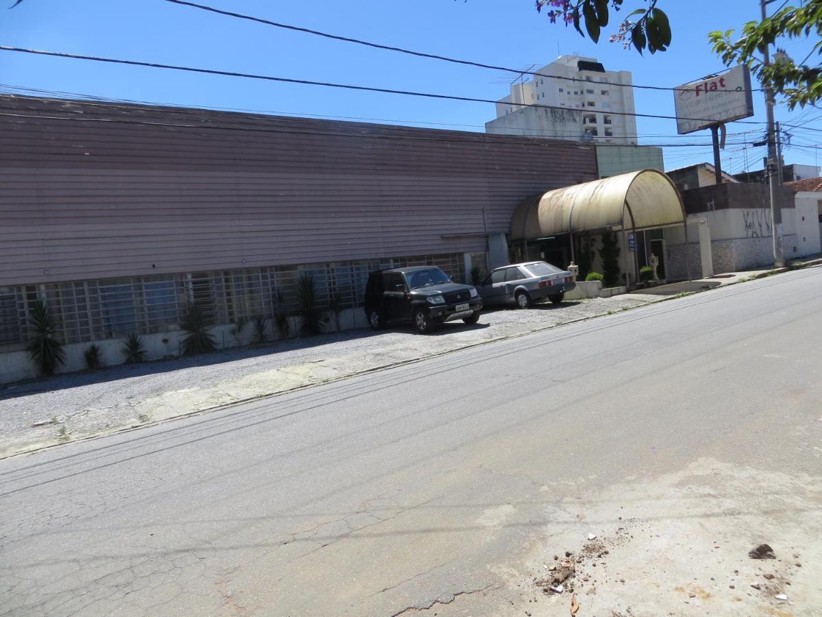 Апарт-отель  Residencial Mogi Das Cruzes