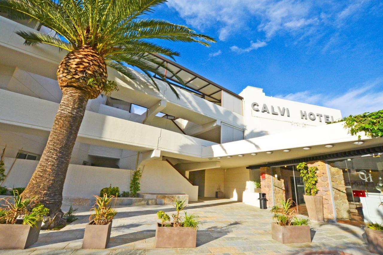 Отель  Отель  Calvi Hôtel