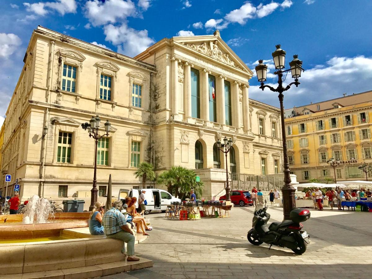 Апартаменты/квартира  Vieux Nice Palais de Justice  - отзывы Booking