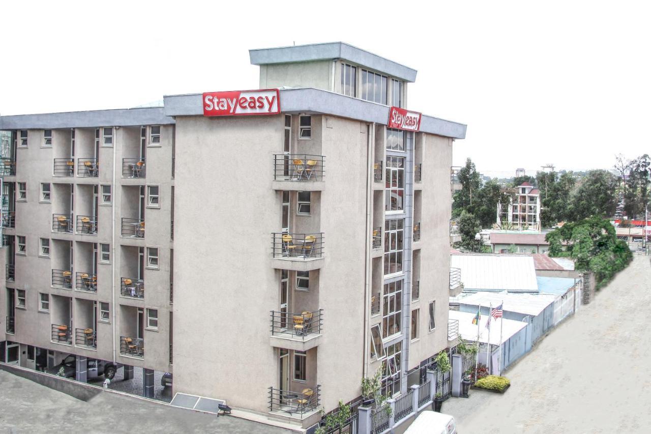 Отель  Отель  Stay Easy Hotel