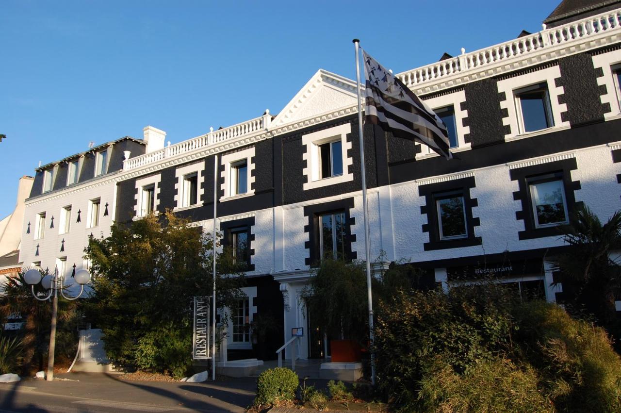Отель  Hotel De Charme Le Sud Bretagne