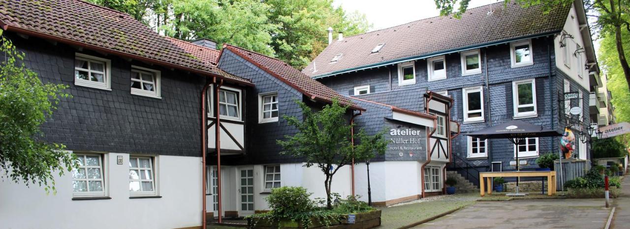 Отель  Hotel Nüller Hof  - отзывы Booking