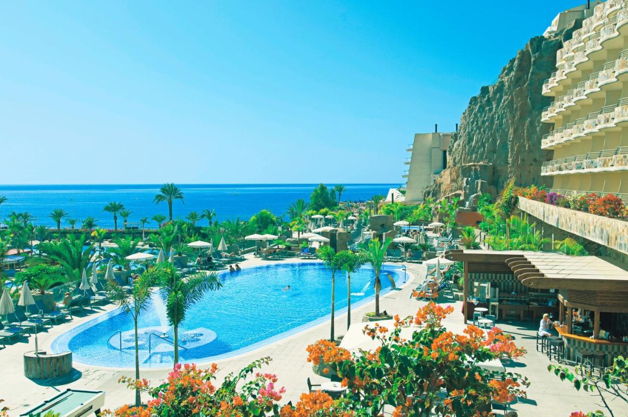 Отель  Hotel THe Valle Taurito