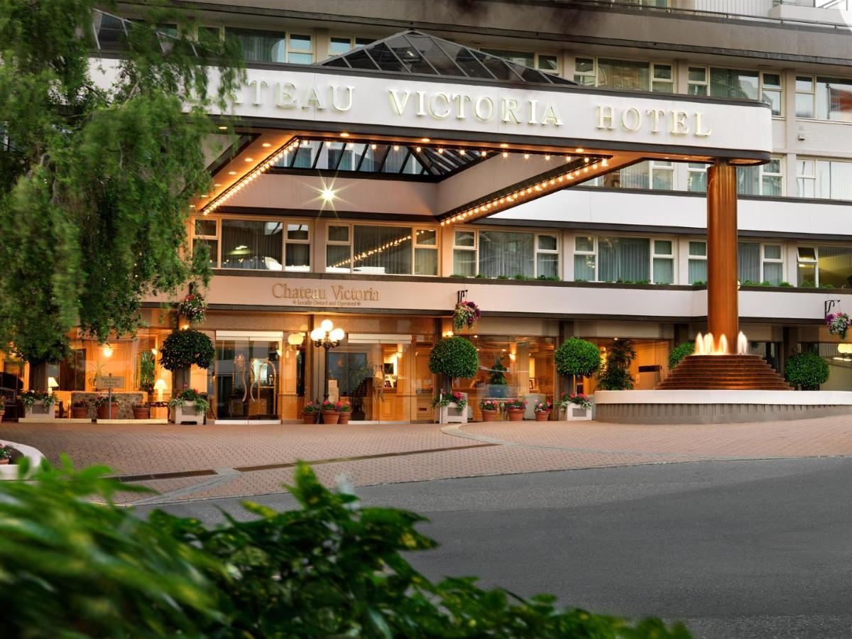 Отель Chateau Victoria Hotel & Suites