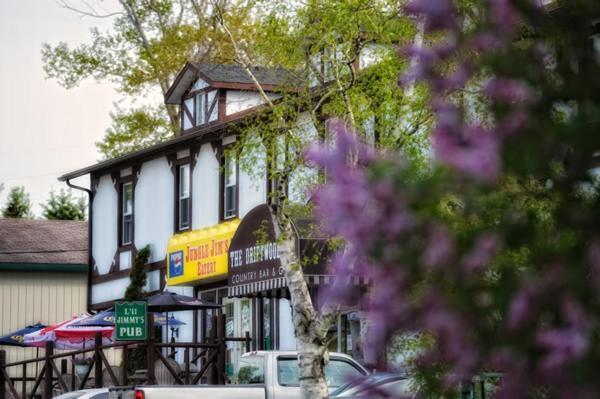 Мини-гостиница  Driftwood Inn