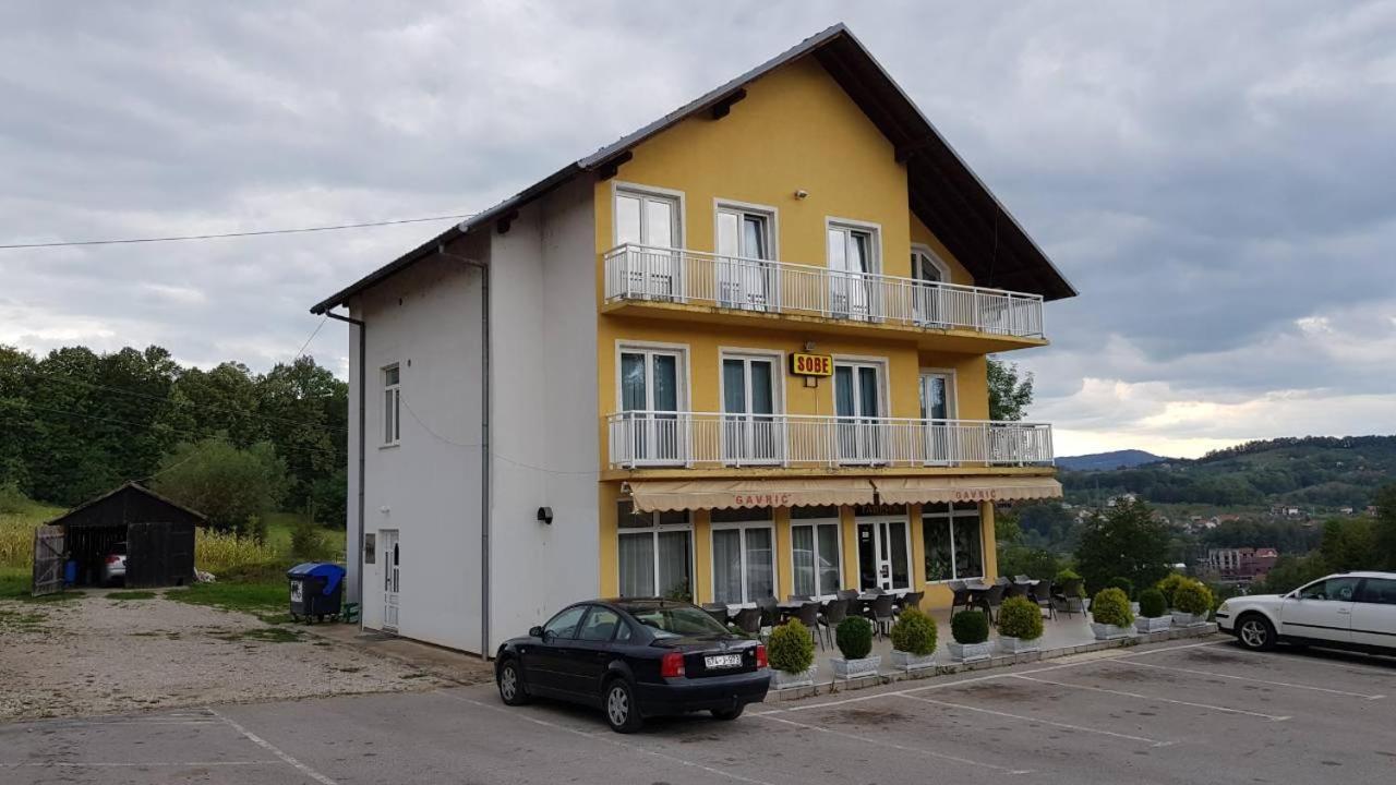 Мини-гостиница  Guest House Gavric