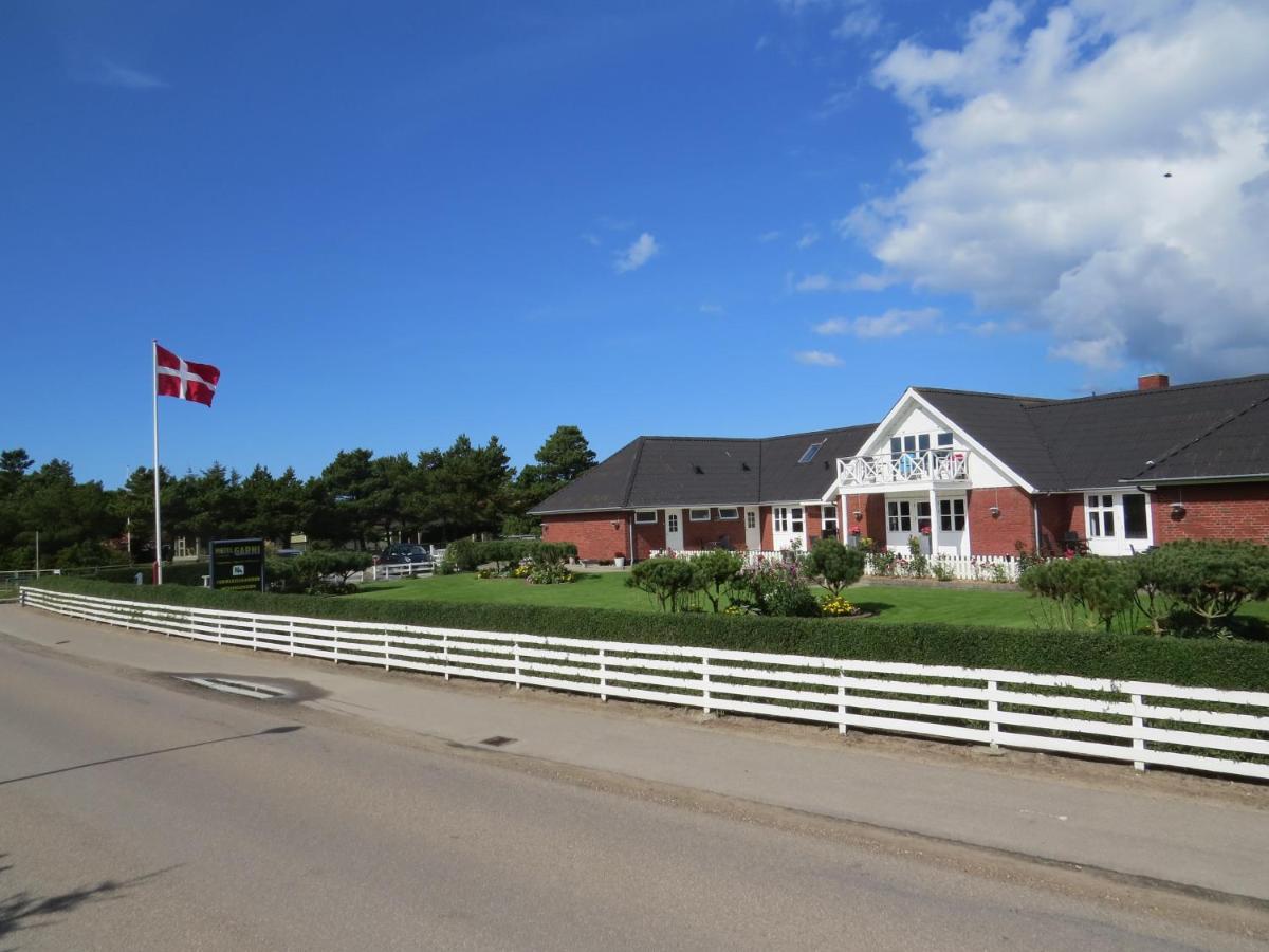 Мотель  Motel Garni Blåvand  - отзывы Booking