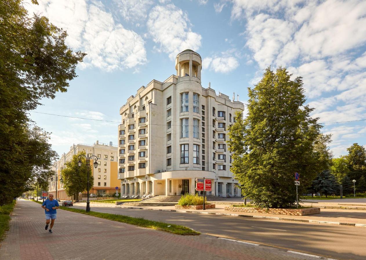 Отель Отель Гостиница Октябрьская