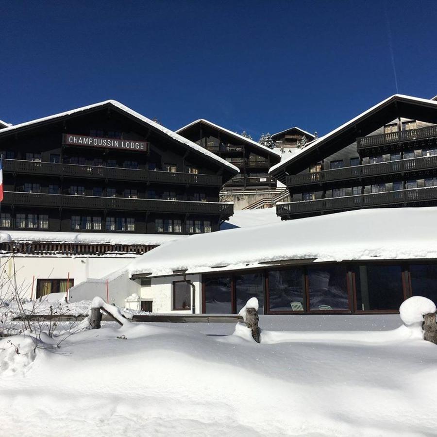 Отель  Champoussin Lodge  - отзывы Booking