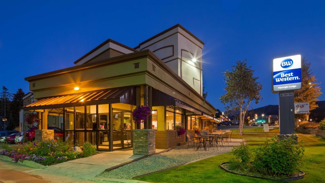 Отель  Best Western Alpenglo Lodge  - отзывы Booking