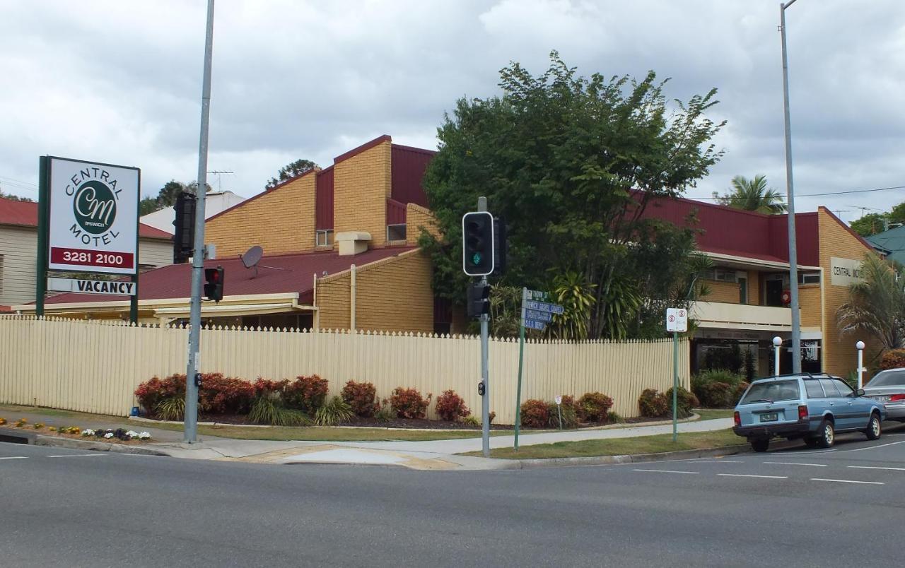 Мотель  Central Motel Ipswich  - отзывы Booking