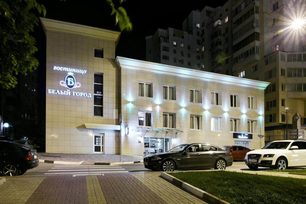 Отель Гостиница Белый Город